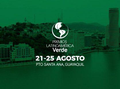 Fechas y actividades en los 'Premios Latinoamérica Verde'