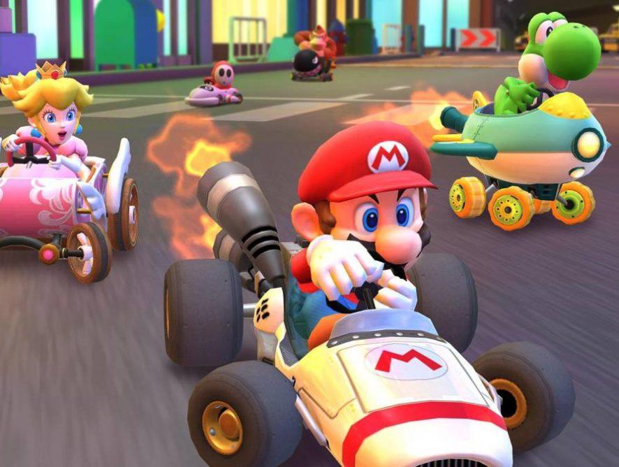 Mario Kart Tour ya esta disponible en iOS y Android