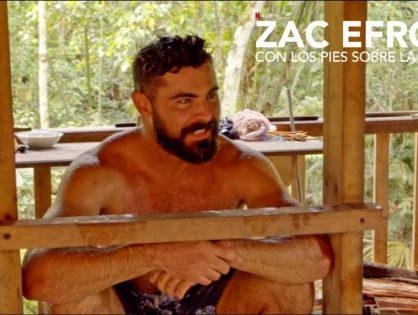 Zac Efron viaja por el mundo